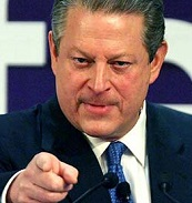 Al Gore of the U.S. (1948-)