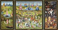 'The Garden of Earthly Delights' by Hieronymus Bosch (1450-1516), 1503-4