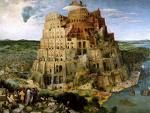 'The Tower of Babel' by Pieter Bruegel the Elder (1525-69), 1563