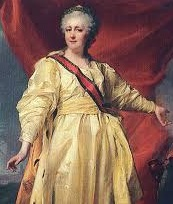 Catherine II the Great of Russia (1729-1796)