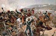 Charge of the Light Brigade, Oct. 25, 1854