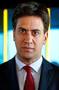 Ed Miliband of the U.K. (1969-)