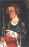 Edward I Longshanks of England (1239-1307)