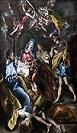'Adoration of the Shepherds' by El Greco (1541-1614)