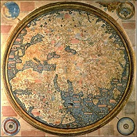 Fra Mauro World Map, 1459