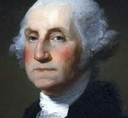 George Washington of the U.S. (1732-99)