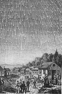 Great Leonid Meteor Storm of 1833