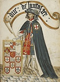 John of Gaunt (1340-99) and Blanche of Lancaster (1342-68)