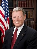 U.S. Sen. James Inhofe (1934-)