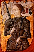 Joan of Arc (1412-31)