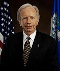 U.S. Sen. Joe Lieberman (1942-)