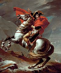 Napoleon I (1769-1821) on Marengo (1793-1831)