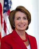 Nancy Pelosi of the U.S. (1940-)