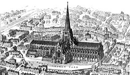 Old St. Paul's Cathedral, 1240