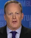 Sean Michael Spicer of the U.S. (1971-)