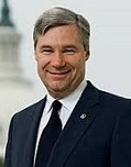 Sheldon Whitehouse of the U.S. (1955-)