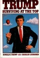 'Surviving at the Top' by Donald Trump (1946-), 1990