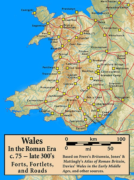 Wales Forts, 75-399