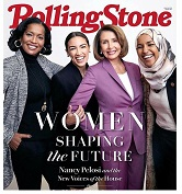 'Women Shapting the Future', 'Rolling Stone', Mar. 2019