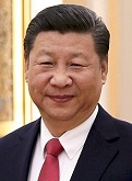 Xi Jinping of China (1953-)